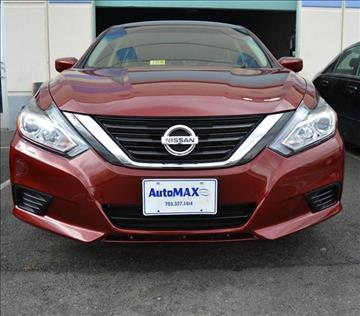 2016 Nissan Altima for sale in Chantilly, VA
