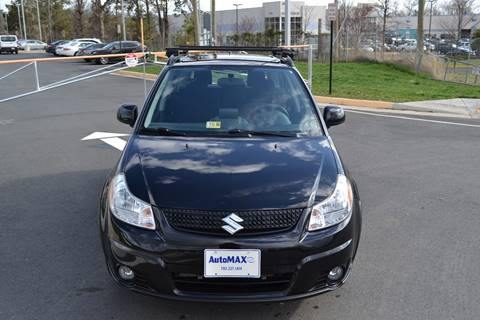 2011 Suzuki SX4 Crossover for sale at Automax of Chantilly in Chantilly VA