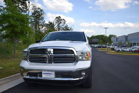 2016 RAM Ram Pickup 1500 for sale at Automax of Chantilly in Chantilly VA