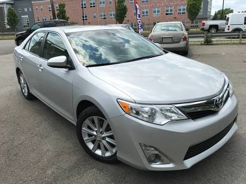 2014 Toyota Camry for sale in Revere, MA