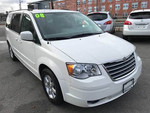 2008 Chrysler Town and Country for sale in Revere, MA