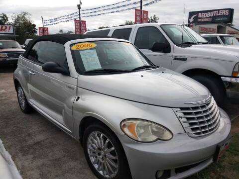 2006 Chrysler PT Cruiser GT for sale at AUTO CREDIT in Victoria TX