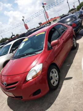 2007 Toyota Yaris for sale at AUTO CREDIT in Victoria TX