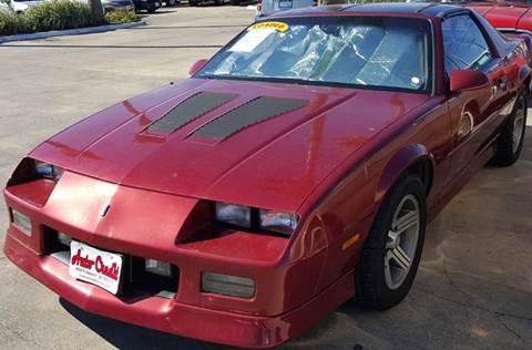 1989 Chevrolet Camaro for sale in Victoria, TX