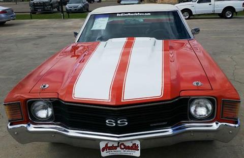 1972 Chevrolet El Camino