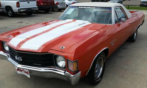 1972 Chevrolet El Camino for sale in Victoria, TX