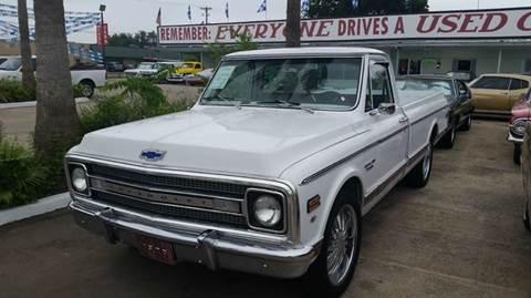 1970 Chevrolet C/K 10 Series for sale in Victoria, TX