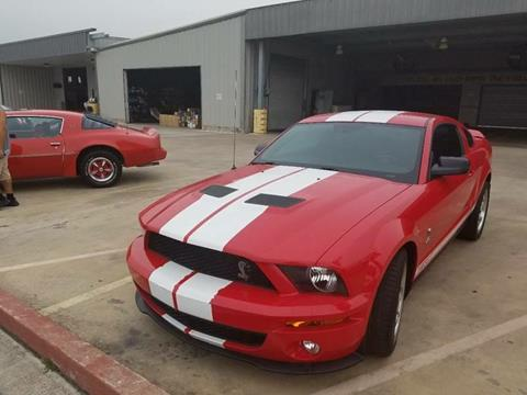 used 2007 ford shelby gt500 for sale - carsforsale®