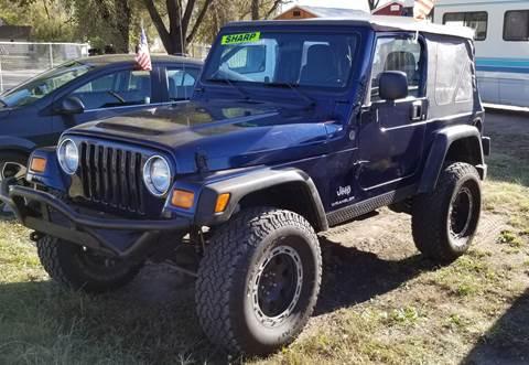 2005 Jeep Wrangler For Sale In Lewellen, NE