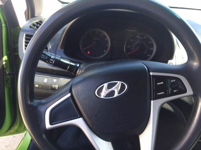 2014 Hyundai Accent GS 4dr Hatchback - Athens TX