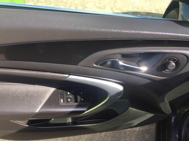 2011 Buick Regal CXL 4dr Sedan w/RL1 (CAN) - Athens TX