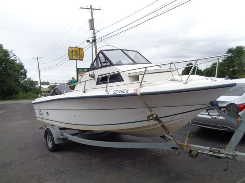 1996 ANGLER 204 for sale at All State Auto Sales in Morrisville PA