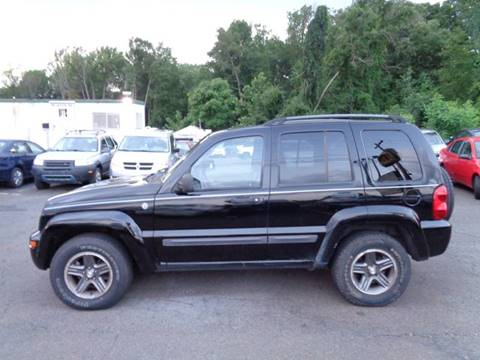 2004 Jeep Liberty for sale at All State Auto Sales in Morrisville PA