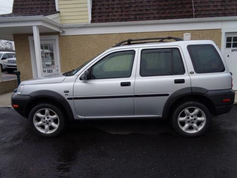 2002 Land Rover Freelander for sale in Morrisville, PA