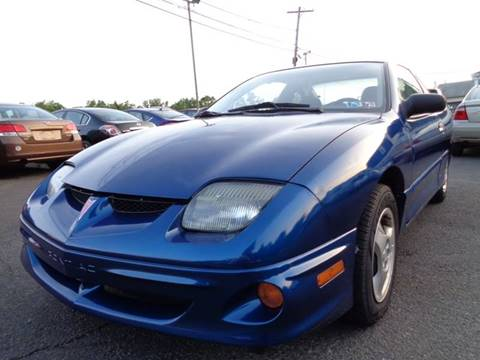 2003 Pontiac Sunfire for sale in Morrisville, PA