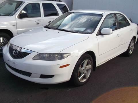 2003 Mazda MAZDA6 for sale in Elizabeth, NJ