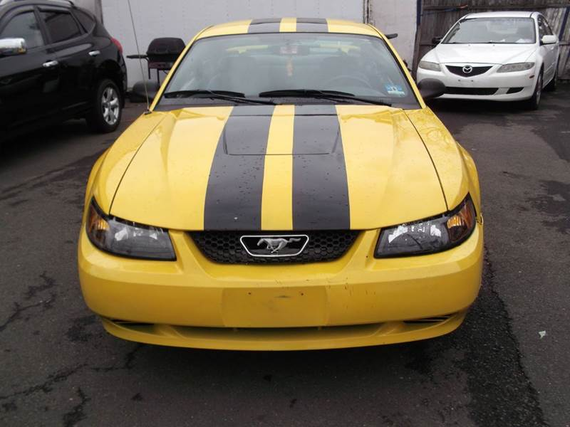 2004 Ford Mustang for sale at Topchev Auto Sales in Elizabeth NJ