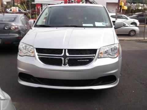 2012 Dodge Grand Caravan for sale at Topchev Auto Sales in Elizabeth NJ