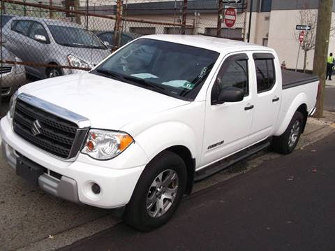 2012 Suzuki Equator for sale in Elizabeth, NJ