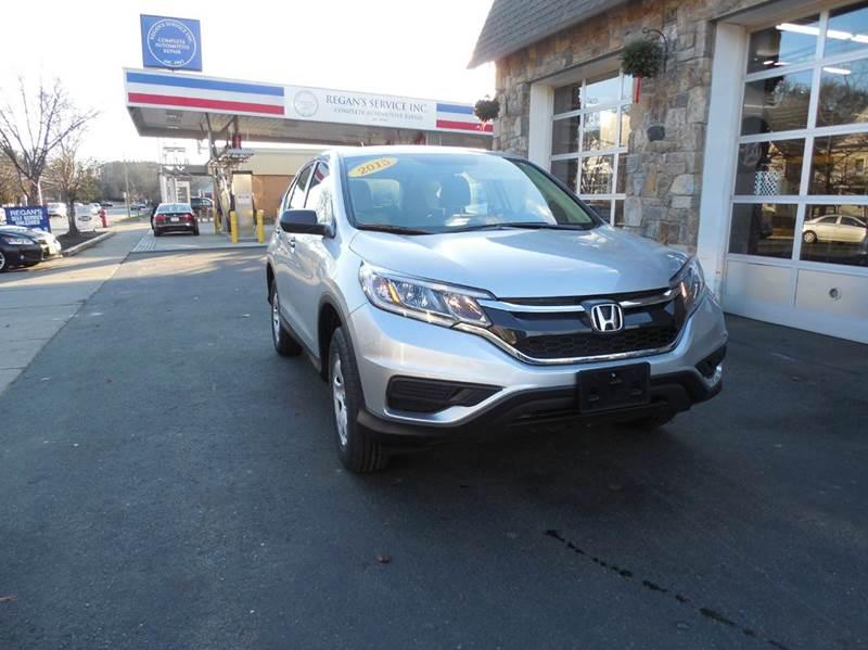 2015 Honda CR-V LX AWD 4dr SUV - Auburndale MA