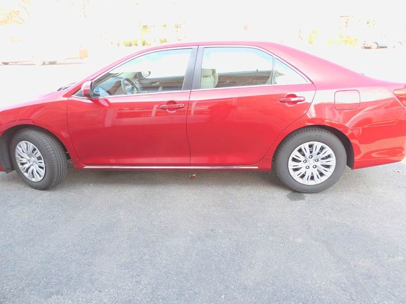 2012 Toyota Camry for sale at Regans Automotive Inc in Auburndale MA