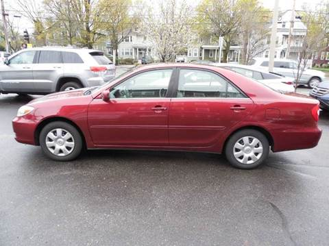 2004 Toyota Camry for sale at Regans Automotive Inc in Auburndale MA