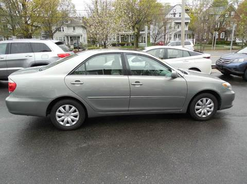 2005 Toyota Camry for sale at Regans Automotive Inc in Auburndale MA