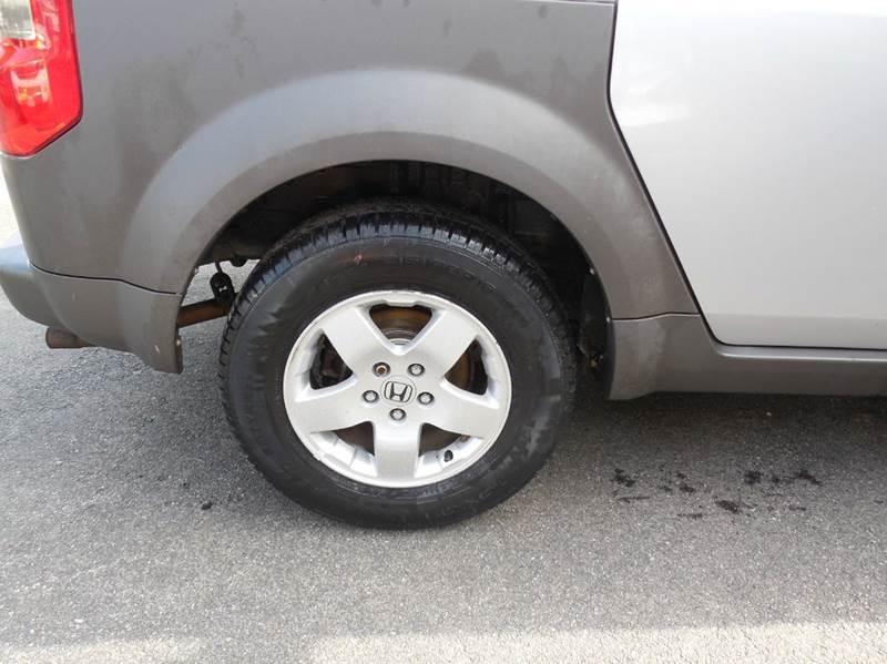 2003 Honda Element AWD EX 4dr SUV - Auburndale MA