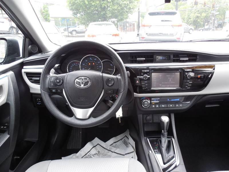 2014 Toyota Corolla L 4dr Sedan 4A - Auburndale MA
