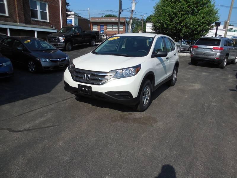 2014 Honda CR-V AWD LX 4dr SUV - Auburndale MA