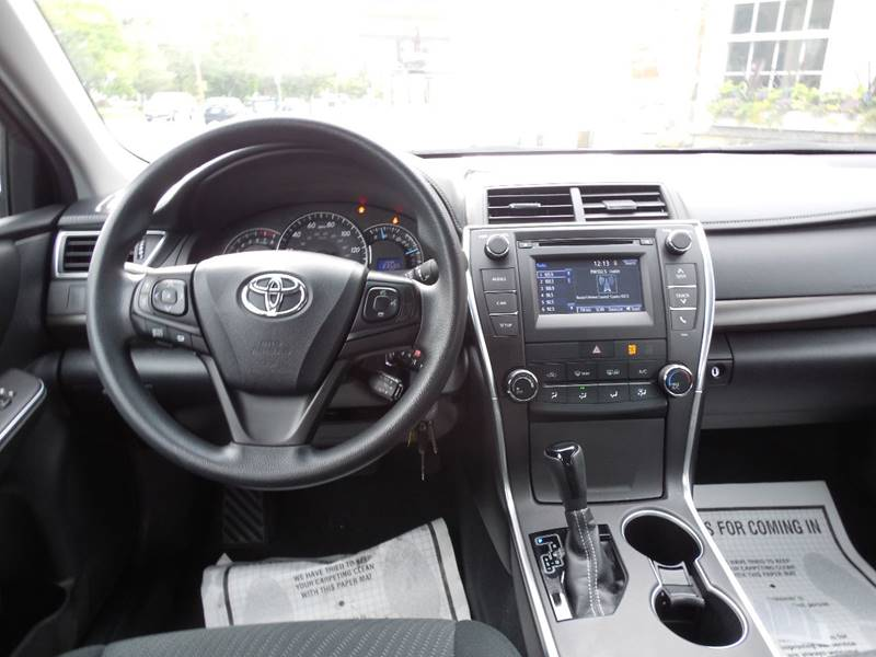 2015 Toyota Camry LE 4dr Sedan - Auburndale MA