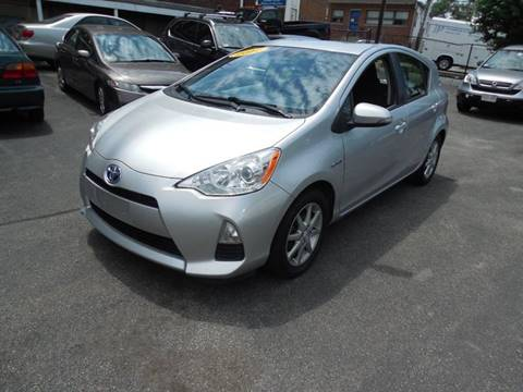 2012 Toyota Prius c for sale in Auburndale, MA