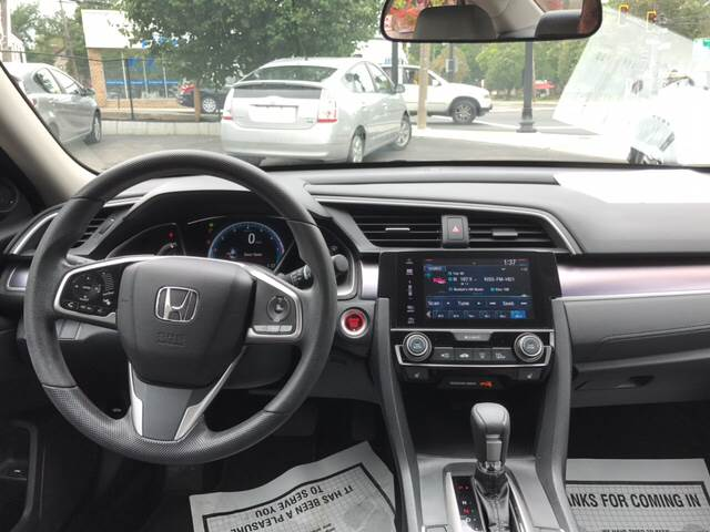 2016 Honda Civic EX-T 4dr Sedan - Auburndale MA