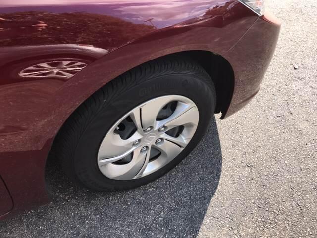 2013 Honda Civic LX 4dr Sedan 5A - Auburndale MA