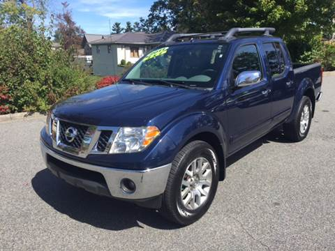2011 Nissan Frontier for sale in Boone, NC