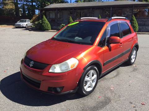 2009 Suzuki SX4 Crossover for sale in Boone, NC