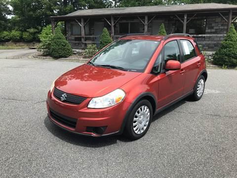 2011 Suzuki SX4 Crossover for sale in Boone, NC