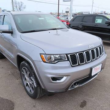 2018 Jeep Grand Cherokee for sale in Beaver Dam, WI