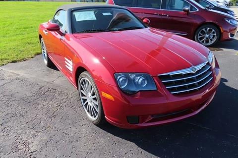 2007 Chrysler Crossfire for sale in Beaver Dam, WI