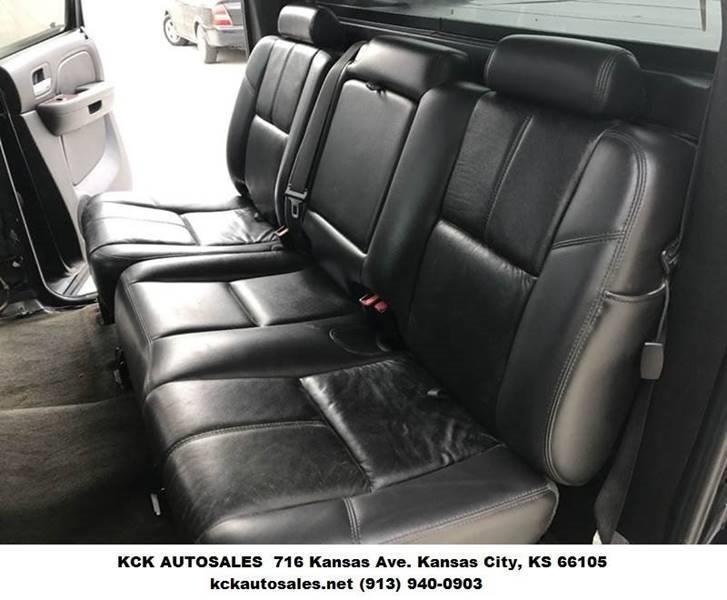 2007 Chevrolet Avalanche LTZ 1500 4dr Crew Cab 4WD SB - Kansas City KS