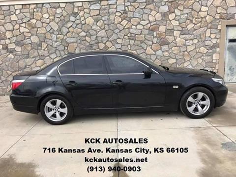 2008 BMW 5 Series for sale in Kansas City, KS