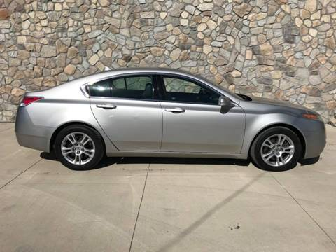 2010 Acura TL for sale in Kansas City, KS