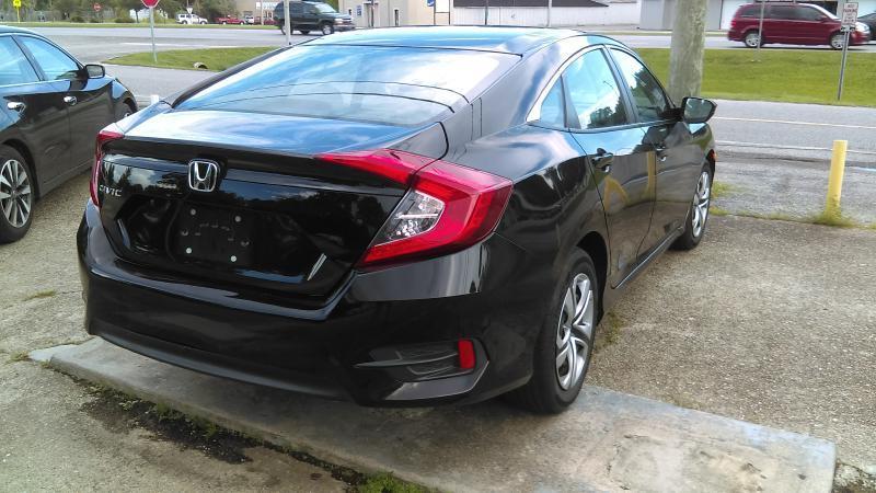 2016 Honda Civic LX 4dr Sedan CVT - Mobile AL