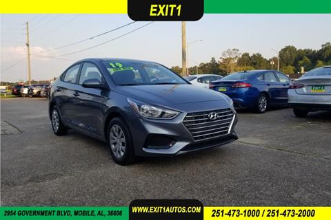 2019 Hyundai Accent for sale in Mobile, AL