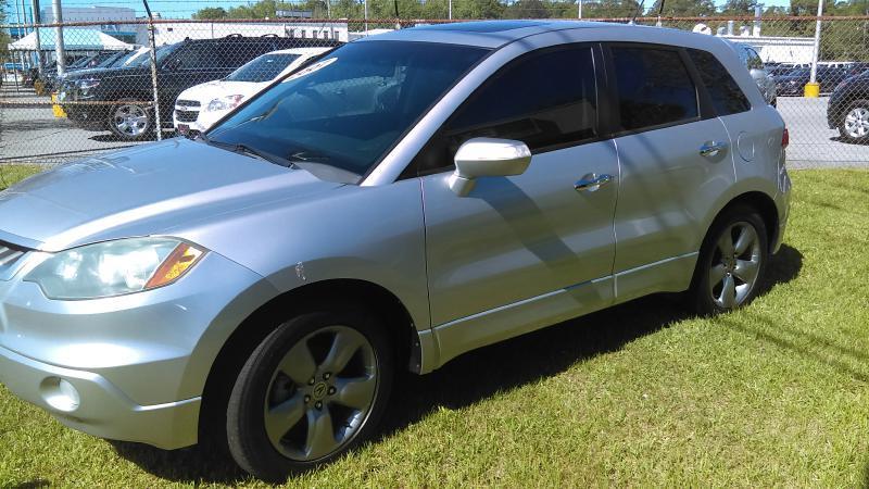 2007 Acura RDX SH-AWD 4dr SUV - Mobile AL