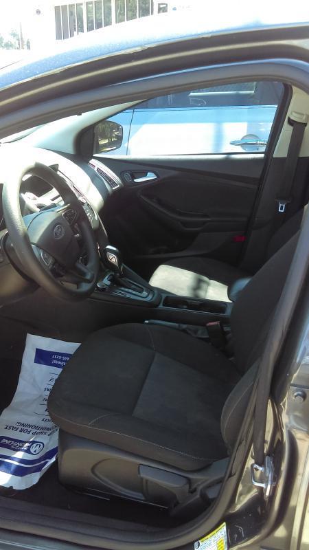 2015 Ford Focus SE 4dr Sedan - Mobile AL