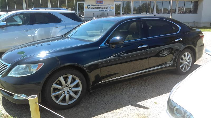 2007 Lexus LS 460 L 4dr Sedan - Mobile AL