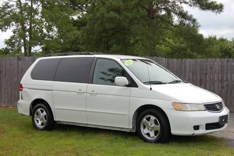 2001 Honda Odyssey for sale in Little Rock, AR