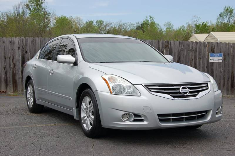 2010 Nissan Altima 2.5 S 4dr Sedan   Little Rock AR