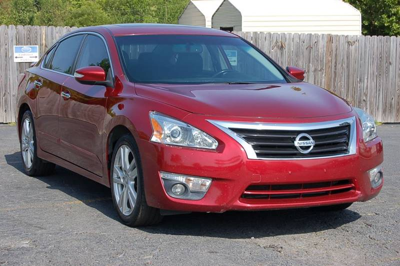 2013 Nissan Altima 3.5 SL 4dr Sedan   Little Rock AR